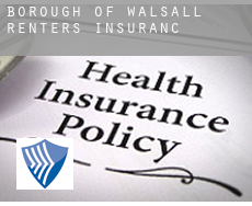 Walsall (Borough)  renters insurance
