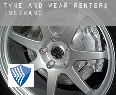 Tyne and Wear  renters insurance
