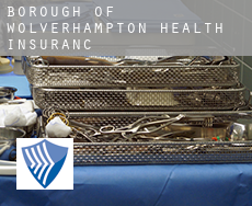 Wolverhampton (Borough)  health insurance
